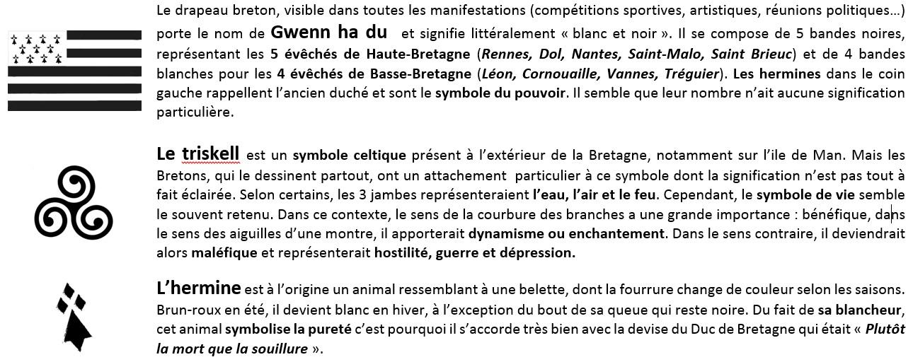 les symboles bretons 2
