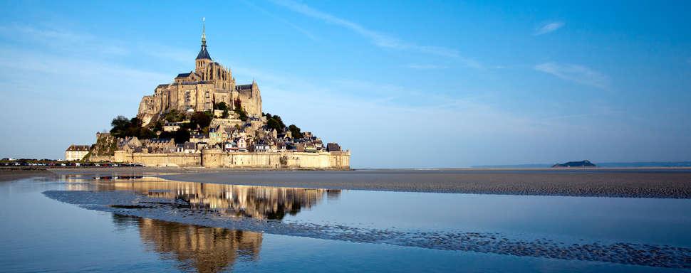 Abbaye du Mont St Michel