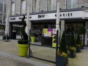 Bar le BHV au centre ville de Brest
