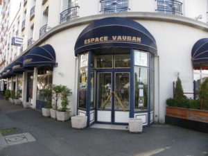 Hôtel Restaurant Cabaret Espace Vauban à Brest