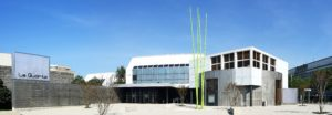 Salle de spectacle Le Quartz à Brest