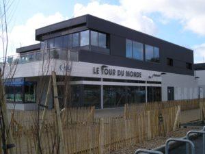 Bar le Tour du Monde au port de Brest