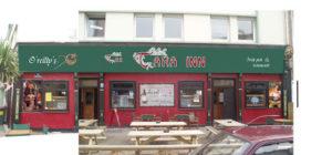 The Tara Inn Bar au port de Brest