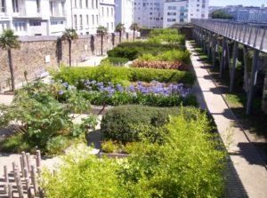 Le Jardin des Explorateurs à Brest